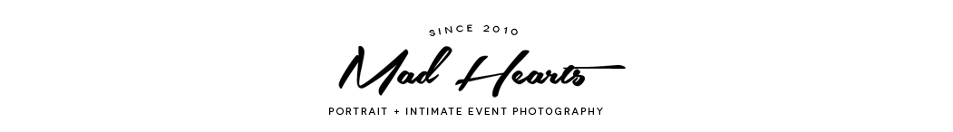 MAD HEARTS:  the blog logo